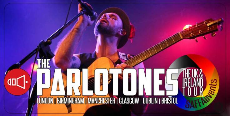 Got your tickets yet? The #Parlotones | #Birmingham | in Aid of Teenage Cancer Trust