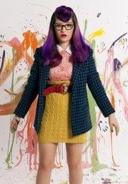 Arabelle Sicardi is not afraid of color!
