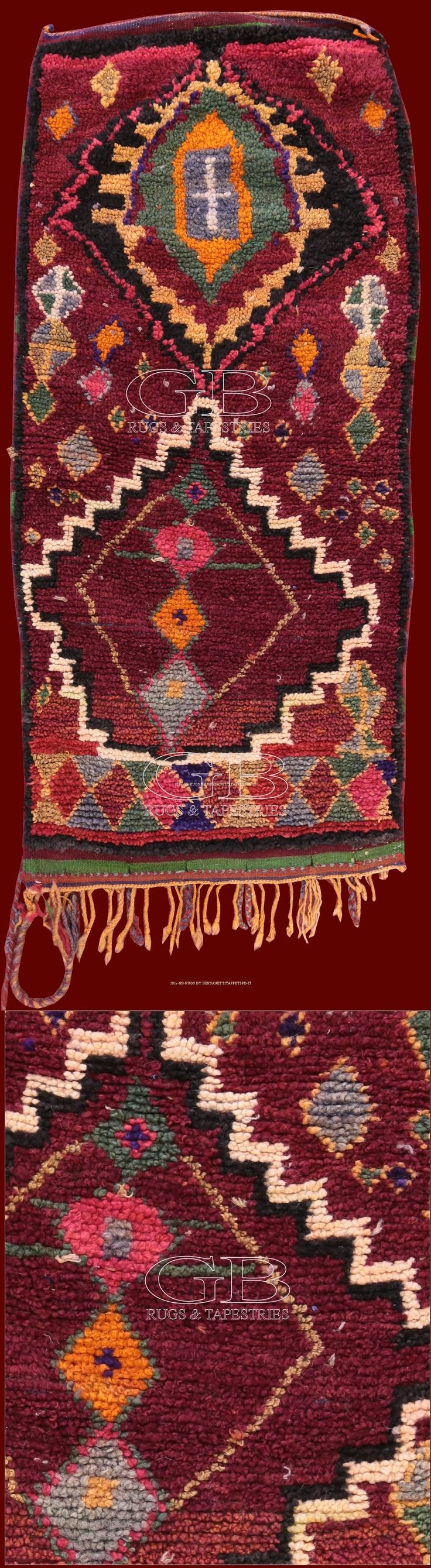 Tappeto Berbero Talsent