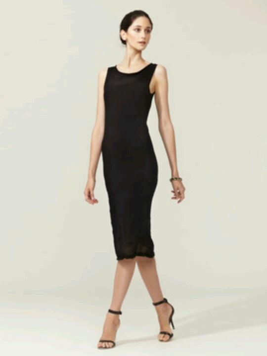 Black sleeveless midi sheath dress | shifty | Pinterest | Sheath ...