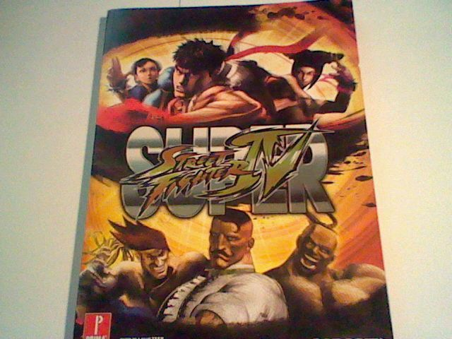 Super Street Fighter IV: ps3 xbox 360 Prima Official Strategy Guide ,Chun Li