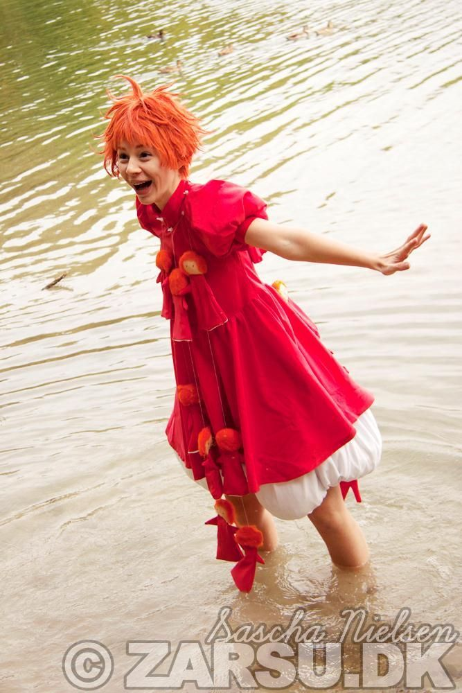 Ponyo (Ponyo on the Cliff by the Sea) by Petite Purin ... |Ponyo Cosplay