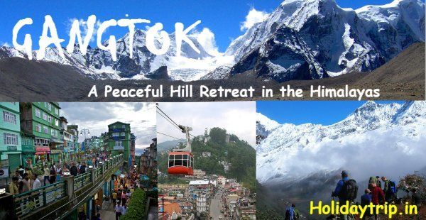 Reach the Land of #Monasteries and explore the ethical blend of the #Lepchas, bhutias, Nepalis culture around #Gangtok. #gangtok #tour #packages