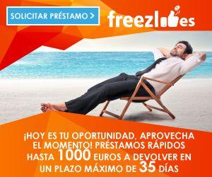 Freezl: Préstamos Personales Rápidos Online Hasta 1000 Euros