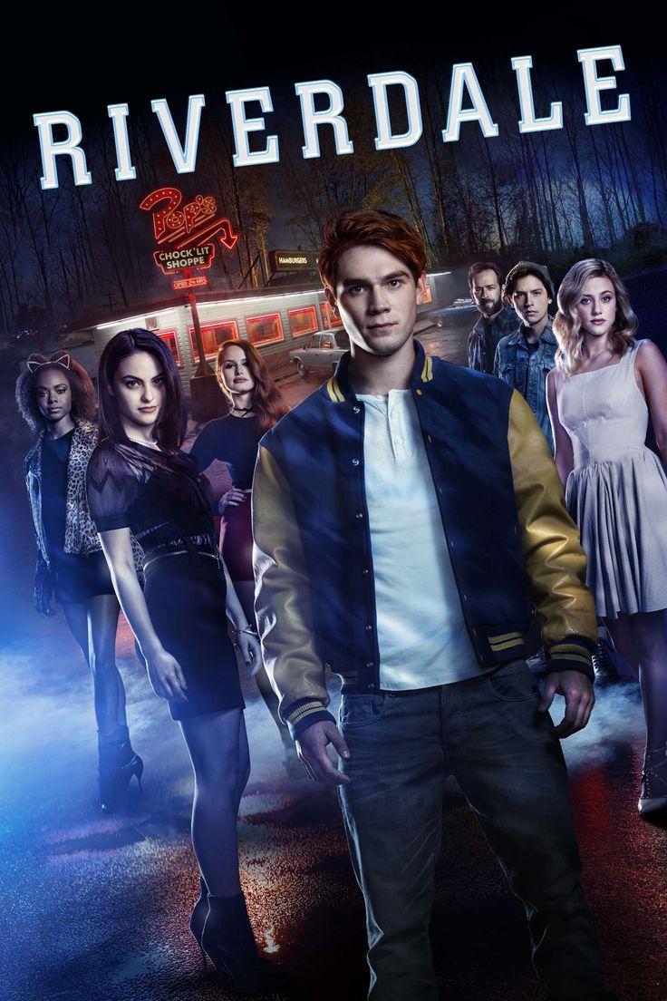 Riverdale S1 Cast Promotional Poster