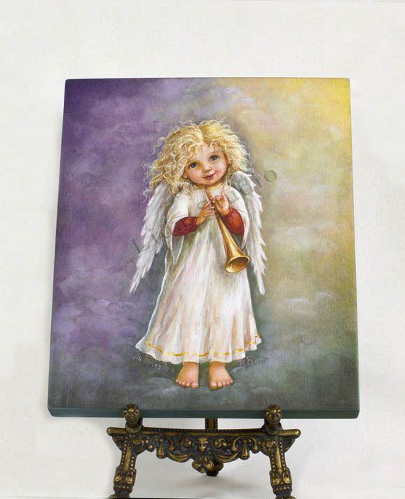 Спокойной ночи, открытки лида студия с ангелами