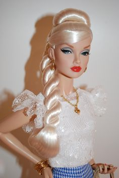 how to style barbie doll hair - Google Search
