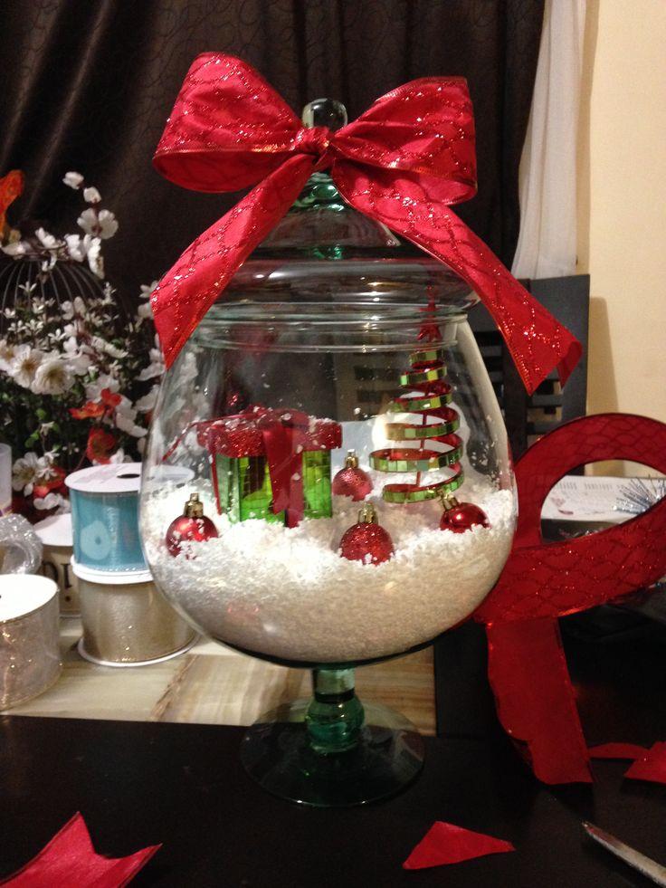 21 mejores im genes de adornos navide os para el hogar en pinterest adornos navide os para el - Decoracion navidena para el hogar ...