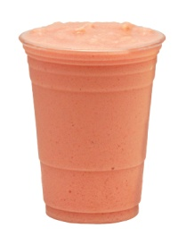 This mix of guava and non-fat yogurt is a perfect pair!