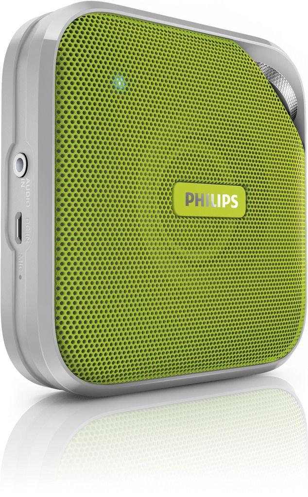 Philips wireless portable speaker BT2500L |  Product Design #productdesign