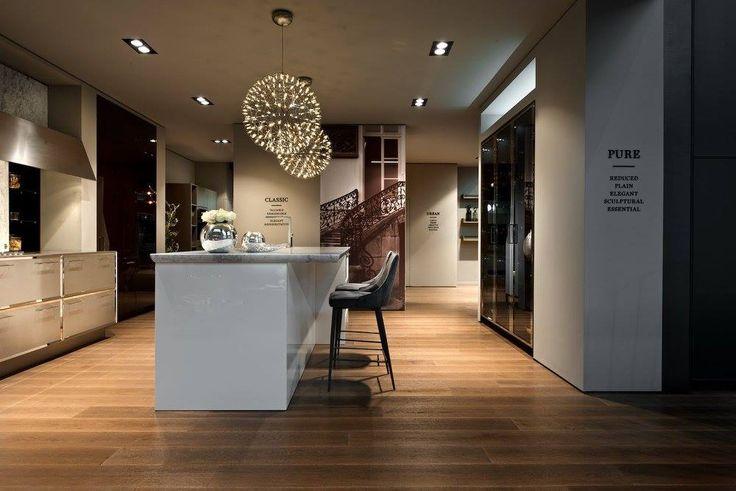 Siematic kitchen interior design in milano siematic for Siematic kitchen design