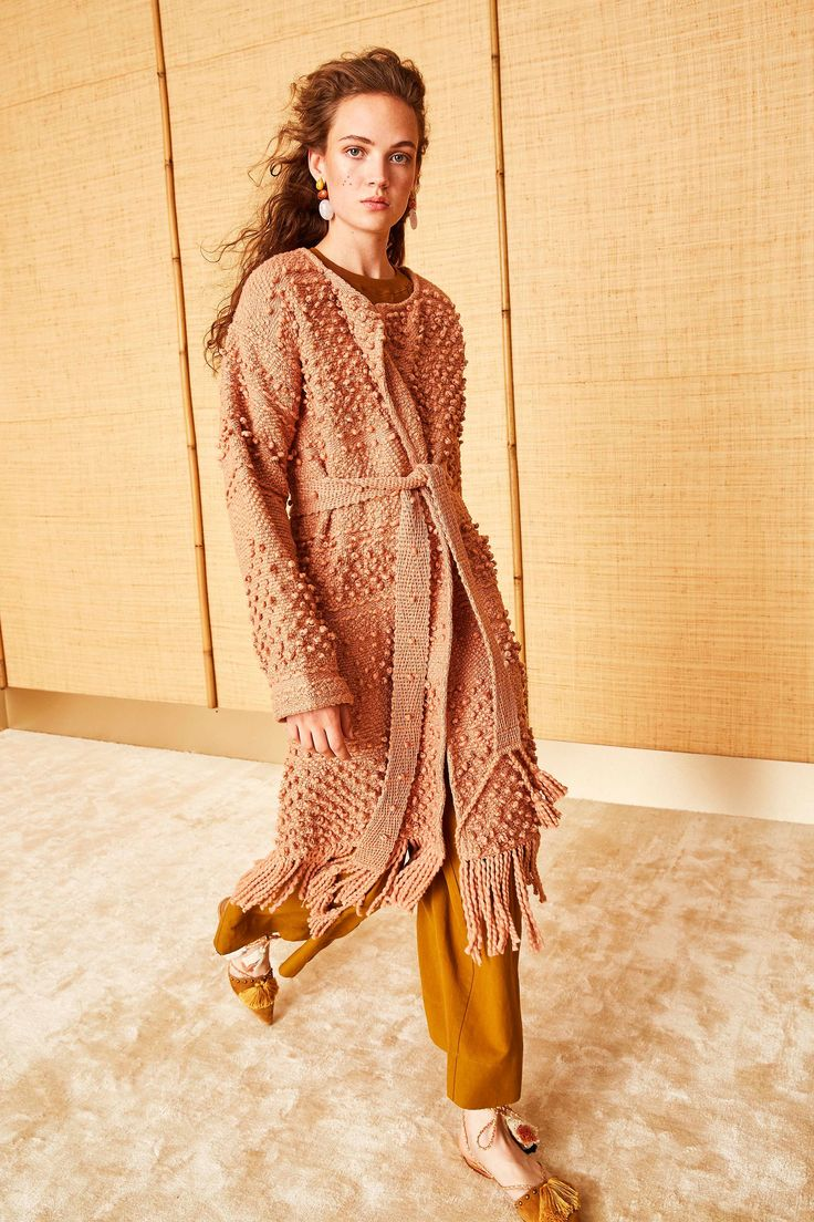 Ulla Johnson Resort 2018 Collection Photos - Vogue