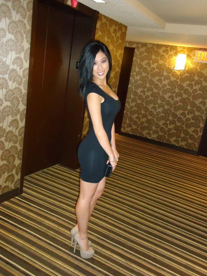 Asian MILF tanzen