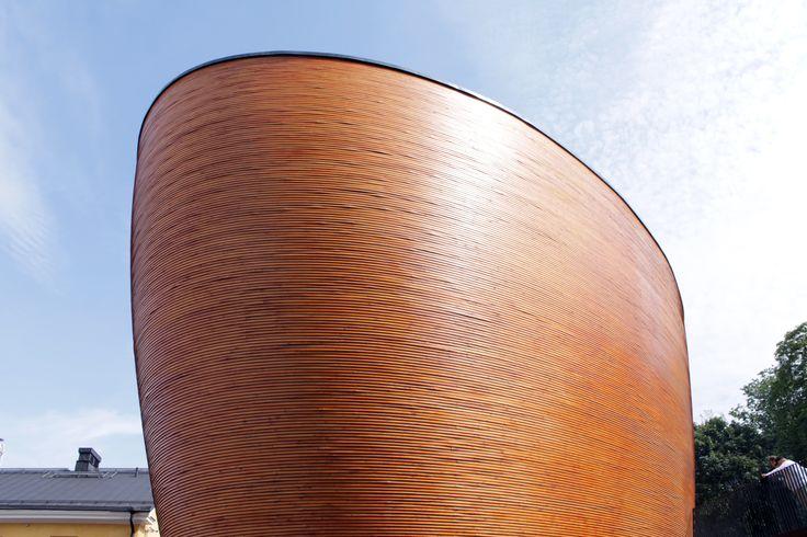 Kamppi chapel - K2S architects - Helsinki - Finland - summer2015 - Etienne Poupelin