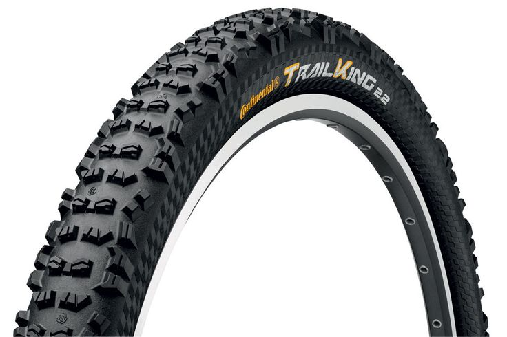 Continental Trail King MTB Tyre Rigid 26 x 2.2