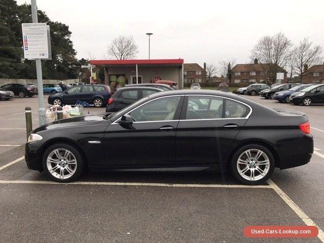 2010 BMW 525D SE 3.0 M Sport  #bmw #525dseauto #forsale #unitedkingdom