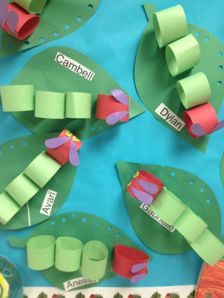 17 best images about preschool butterfly unit on for Caterpillar crafts for preschoolers