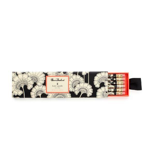 #yearofpattern florence broadhurst, japanese floral pencil set