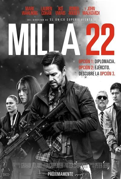 Mile 22 (Milla 22: El escape) (2018)