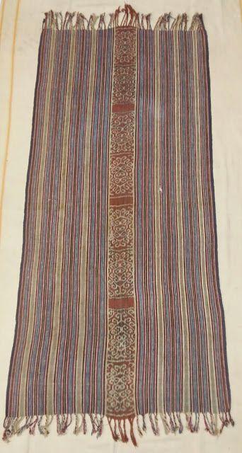 Zulki Textile's: Ikat timor or. SOLD
