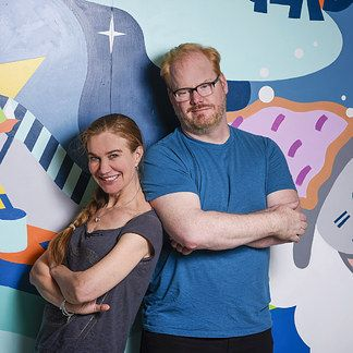 "Jim And Jeannie Gaffigan Talk ""The Jim Gaffigan Show"""