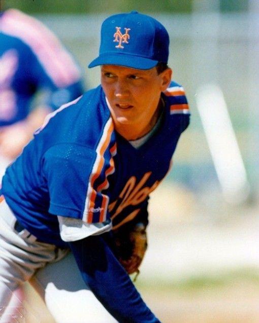 David Cone - Mets