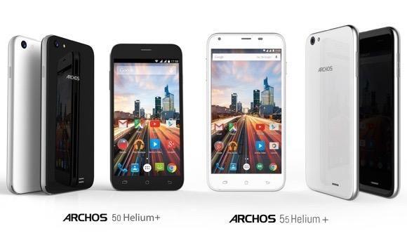 Spesifikasi ARCHOS 55 Helium Plus