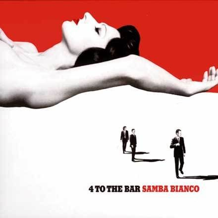 4 To The Bar Samba Bianco (Monoscope) — Designspiration