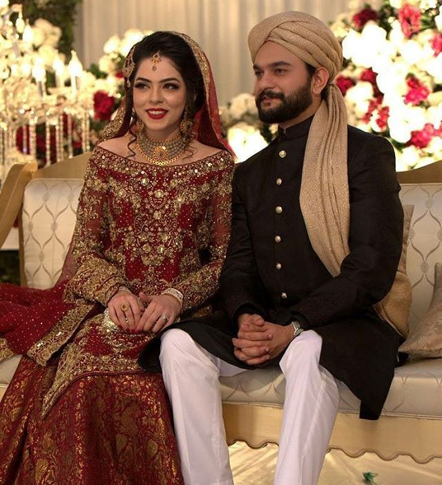 One of our most stunning brides to date.Falak looks breathtakingly beautiful in our classic design.