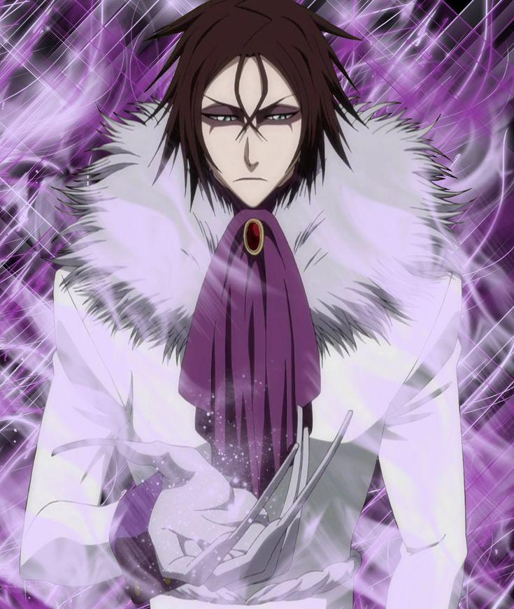 Zanpakuto Spirit Muramasa - Bleach