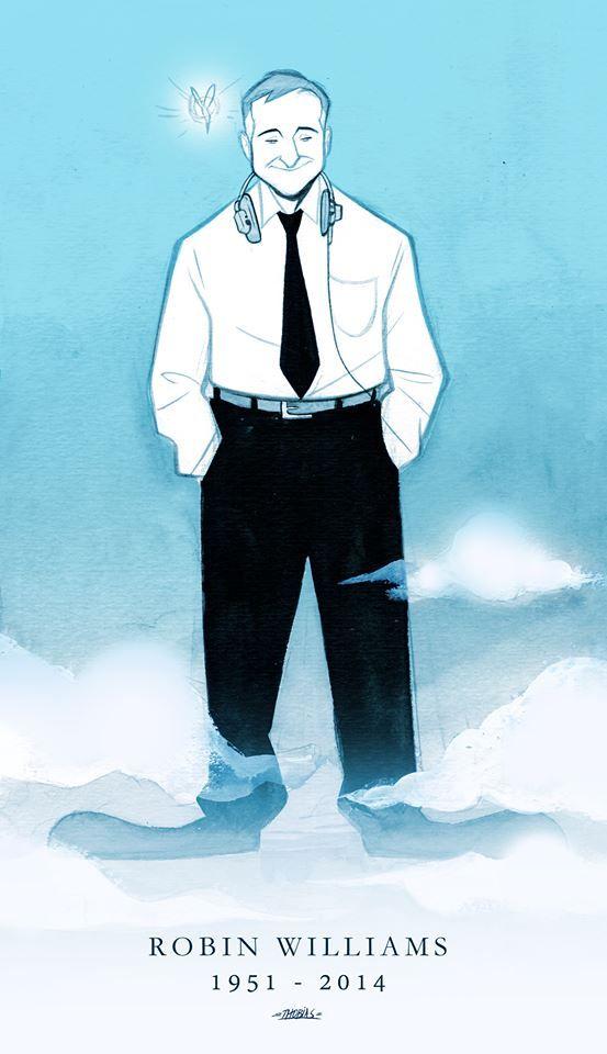 Robin Willians 1951 - 2014
