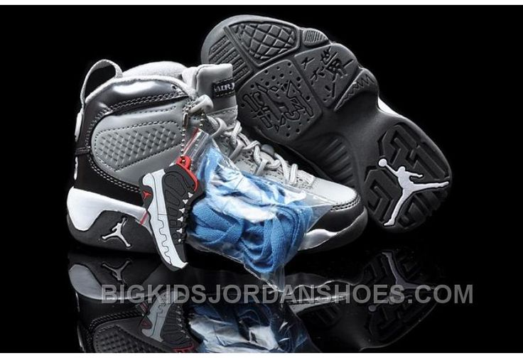 http://www.bigkidsjordanshoes.com/online-discount-nike-air-jordan-9-kids-white-cool-grey.html ONLINE DISCOUNT NIKE AIR JORDAN 9 KIDS WHITE COOL GREY Only $85.00 , Free Shipping!