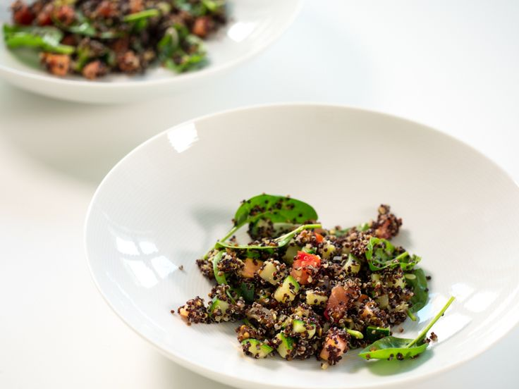 Quinoa is a seed that originated in the Andes. There it has been cultivated for at least 3-4,000 years, and it has long been an important part of the local diet. Recently, quinoa has become very po…