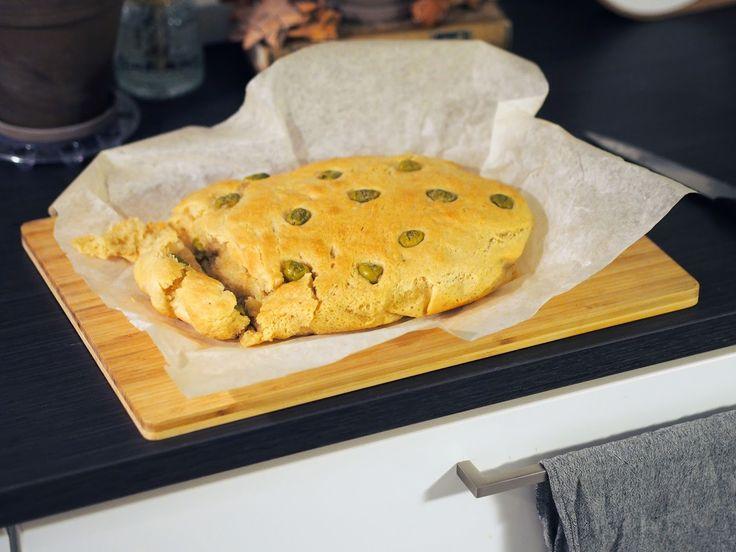 Herkullinen oliivileipä // Valkoisen Vuoren Rinteillä