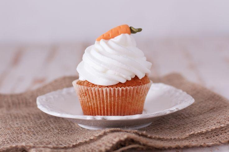 капкейк морковь