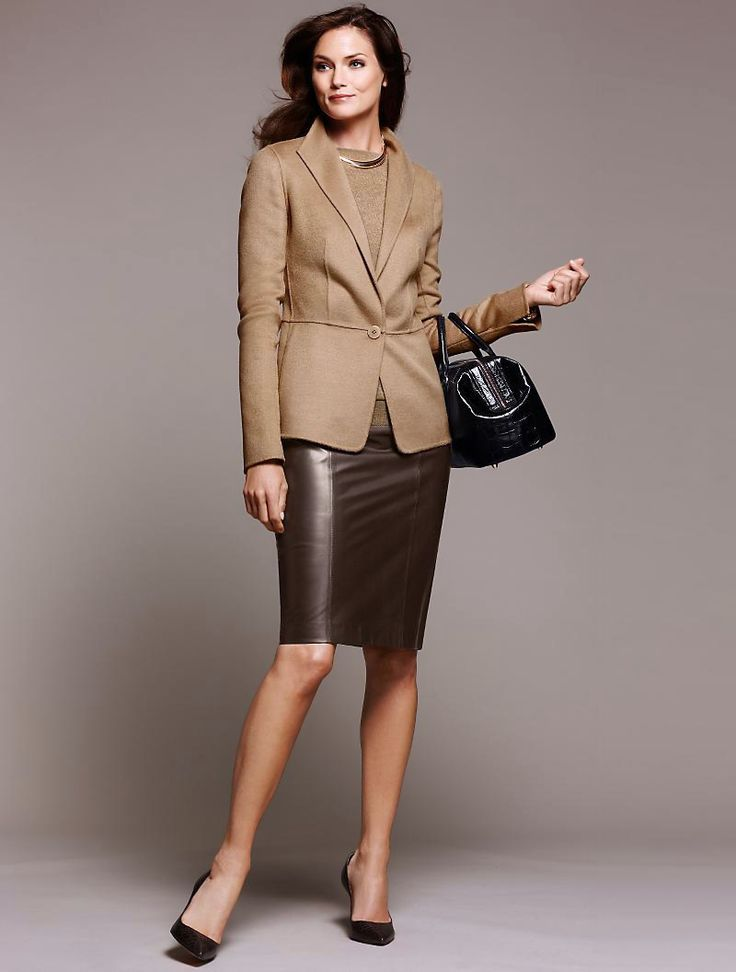 724 best images about leather skirts fashion on