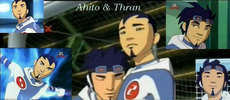 Ahito& thran, brothers