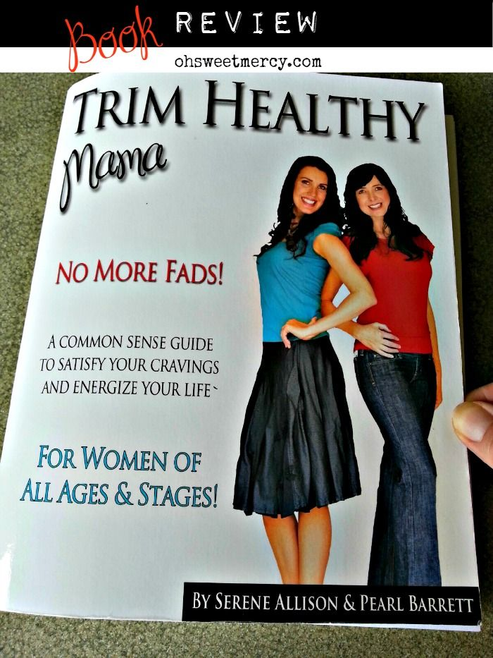 What is Trim Healthy Mama? Read my review of the book and plan here. Did it work for me? Will it work for you? Read more to find out!