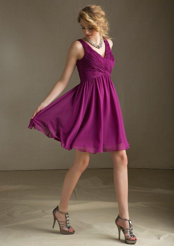 54 best Mori Lee Affairs Bridesmaids images on Pinterest | A dress ...