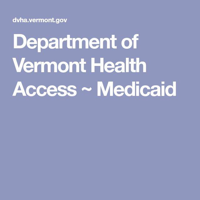 Department of Vermont Health Access ~ Department of Vermont Health Access Pharmacy Benefit Management Program - Provider Manual (March 2017)
