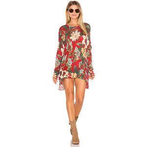 Show Me Your Mumu Bonfire Sweater Dress