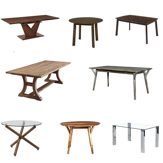 Your dining table is the heart of your home; Make it beautiful!   http://worldwidehomefurnishingsinc.com/products/dining/dining-tables.html