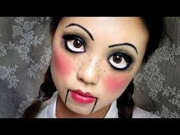 Image result for marionette puppet makeup
