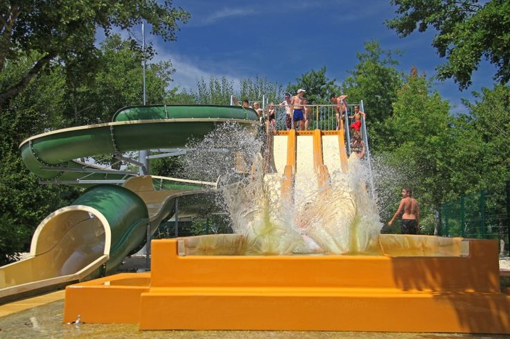 Camping Sunelia Le Col Vert in Vielle-Saint-Girons, Aquitaine http://www.canvasholidays.co.uk/france/sth-west-france/449/camping-col-vert