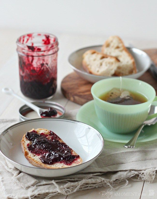 Seedless Blackberry Jam Made Simple | Baking a Moment