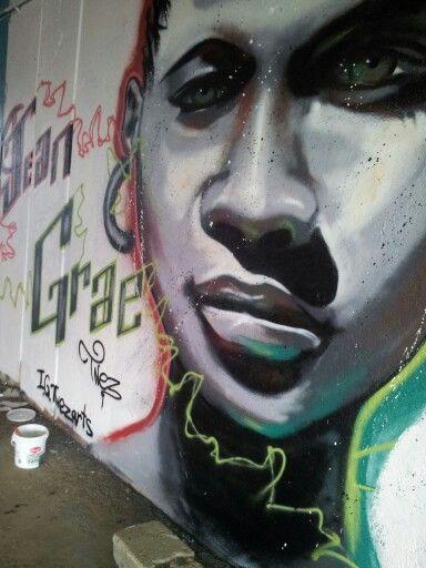Tnez graffiti at Bridge Spot in DC