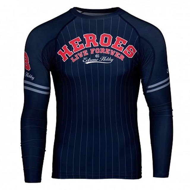 Longsleeve rashguard HEROES available right now link in bio . . . . #brazilianjiujitsu #bjj #jiujitsu #mma #martialarts #grappling #judo #boxing #ufc #wrestling #fitness #muaythai #jiujitsulifestyle #bjjlifestyle #fight #karate #fighter #submission #kickboxing #gi #bjjlife #taekwondo #training #oss #nogi #motivation #bjj4life #artesuave #jiujitsulife #jiu