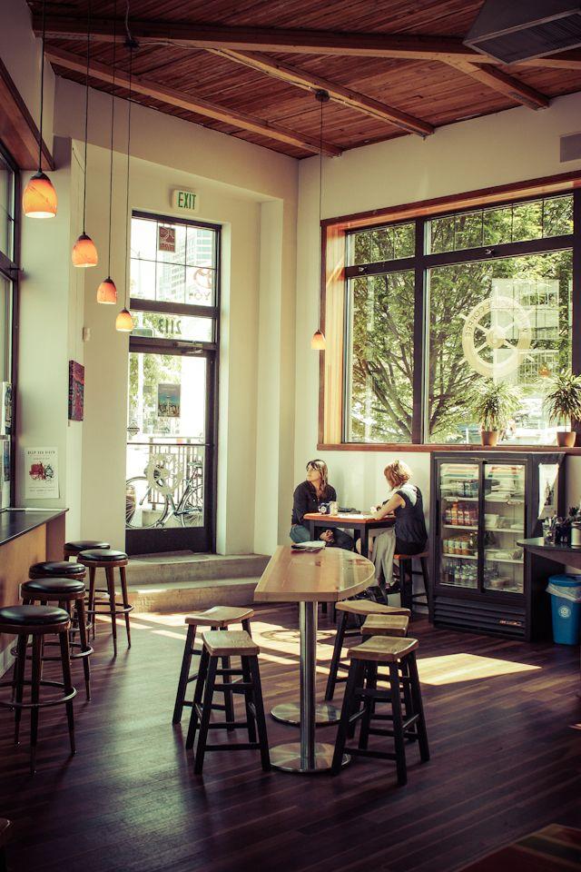 Wheelhouse Coffee in Seattle