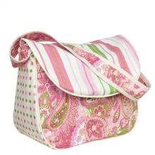 Lightweight Messenger Diaper Bag