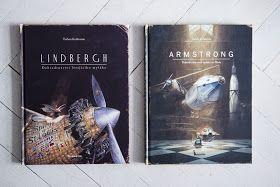 Armstrong a Lindbergh